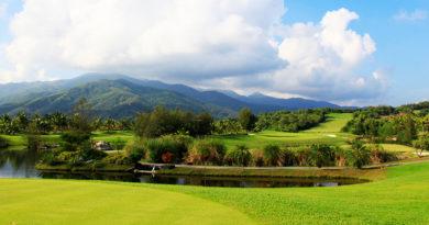 Hainan Island Moonbay Golf Club