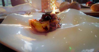 Chef Jose Maria Sosa's, wine tasting & paring menu, Shangri-La Haikou, an amazing culinary experience