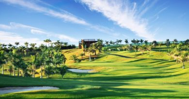 Hainan Island Golf Courses and resorts Haikou area West Coast Golf Club