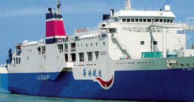 Hainan-Strait