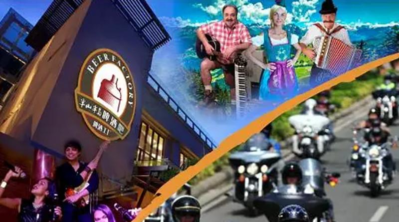 1st May Fest & 11th – 14th Big Bike Festival Sanya