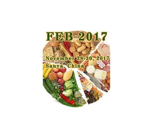 The International Conference on Food Engineering and Biotechnology (FEB 2017) in Sanya