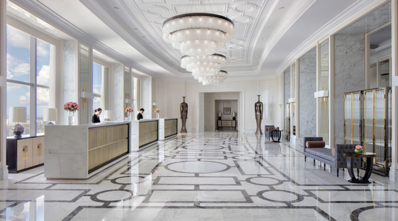 The Langham Hotel Haikou, exatcly the kind of hotel this city has been waiting for