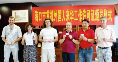 Foreign Work Permits & Lychee Festival