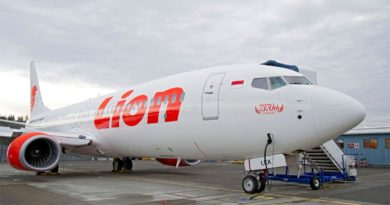 new charter flight route from Jakarta to Haikou in China