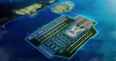 Sanya New Airport Reclamation Project