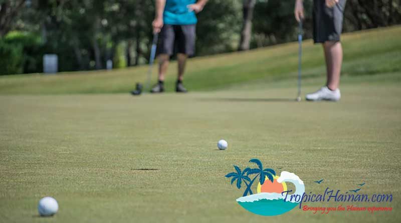 REVIEW - West Coast Golf Club, Haikou