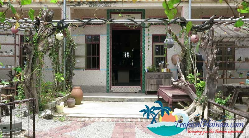 "The Laughing Fishing House Hostel, ""Probably"" the best hostel in Hainan"