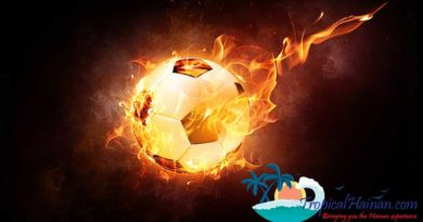 Could the FIFA World Cup come to Hainan?