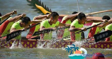 Chinese Dragon Boat race final 2017 set for Lingshui, December 9th