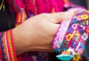Traditional Miao minority embroidery, costumes and villages