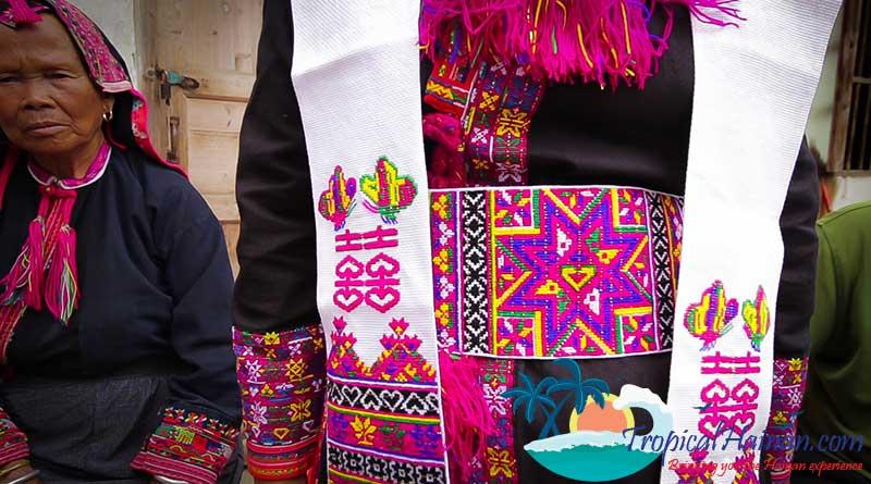 Miao-People-Clothing-wedding-sash