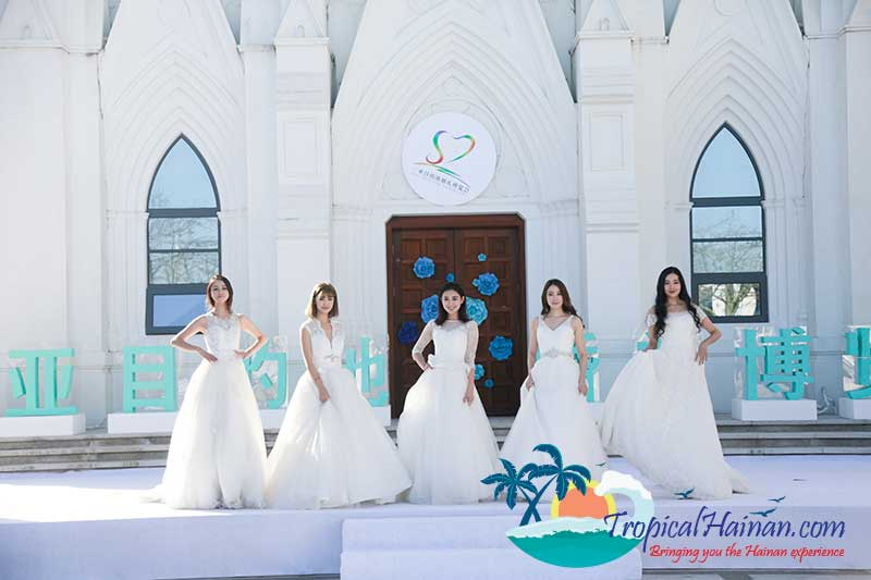 2016 Opening of the Sanya Destination Wedding Expo
