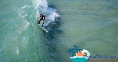 ISA World Longboard Surfing Championship in Wanning Jan 19th - 25th 2018