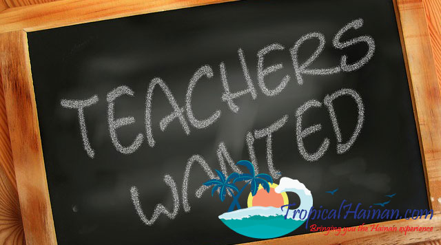 China agrees to more Filipino English language teachers, an end to the English teacher shortage?
