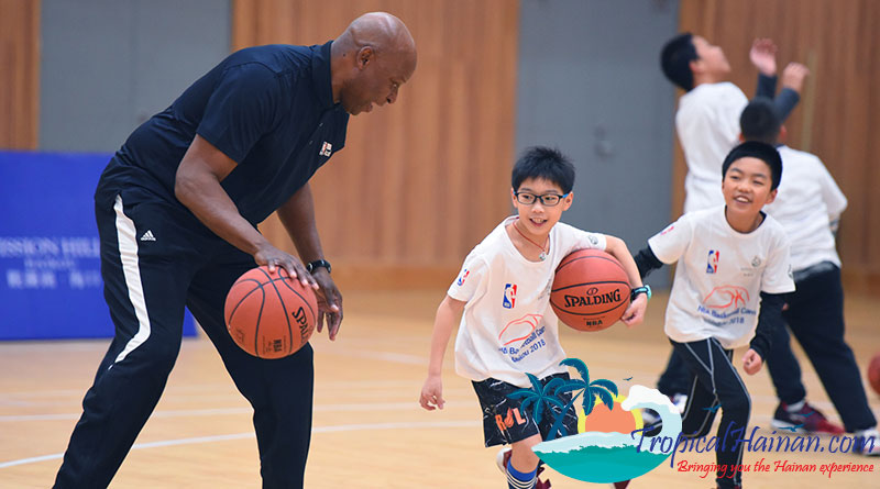 NBA to host Basketball Summer Camp at Mission Hills Haikou