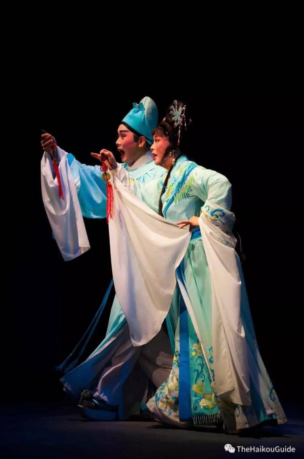 A night at the opera Hainan style Hainan opera 5
