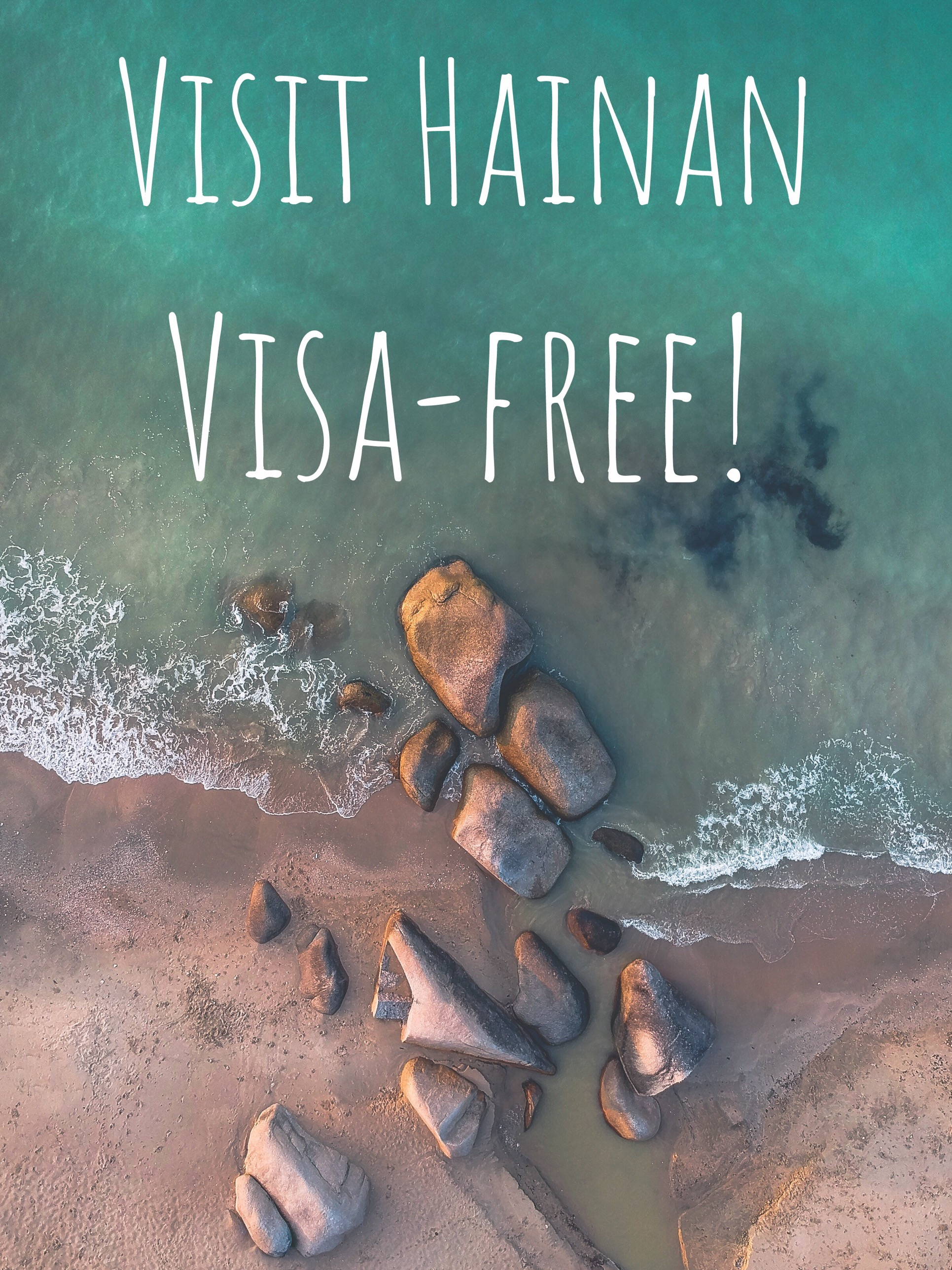 Travel agents, policies and contact details for Hainan's visa free travellers