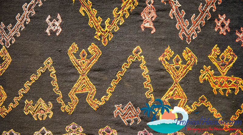 Li-minority-textiles-Hainan-Island