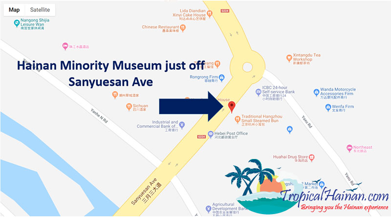 Location-for-Hainan-Minority-museum