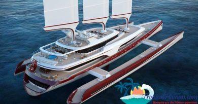 Superyacht-Hainan
