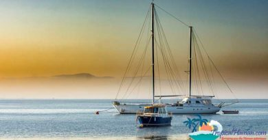 Eight towns as first class yachting destinations along Hainan's coastline