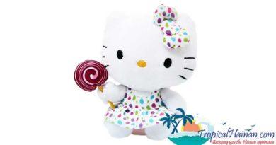 Hello-Kitty-Theme-Park-Hainan-Island for Haitang Bay