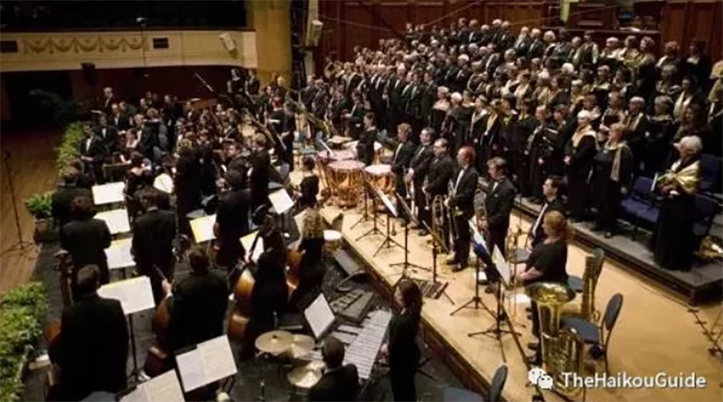 The Royal Melbourne Philharmonic Orchestra will be performing in Haikou (1)
