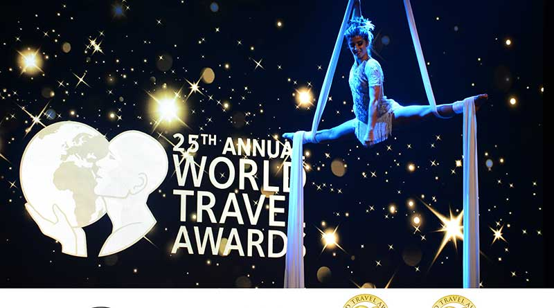 "Sanya Sunny Bay Wins World Travel Awards' ""World's Leading Wedding Venue 2018"