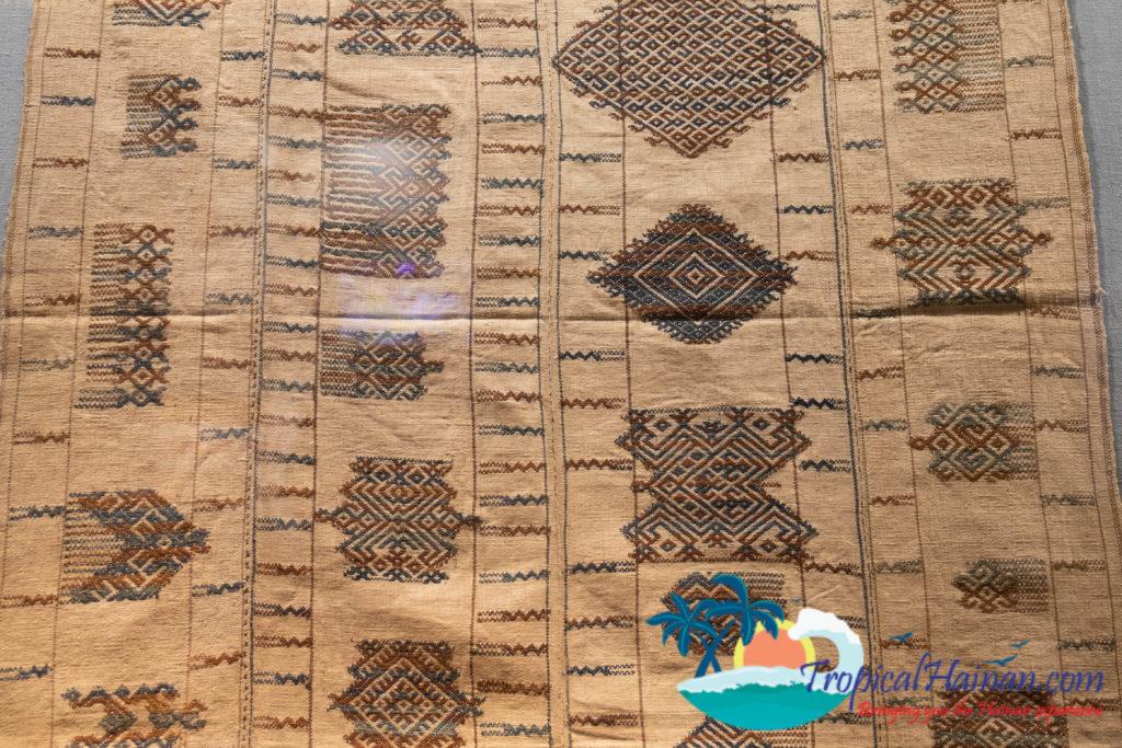 Li Minority textiles Dragon Quilt