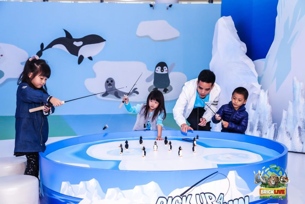 BrickLive Animal Paradise, an interactive LEGO experience in Haikou (8)