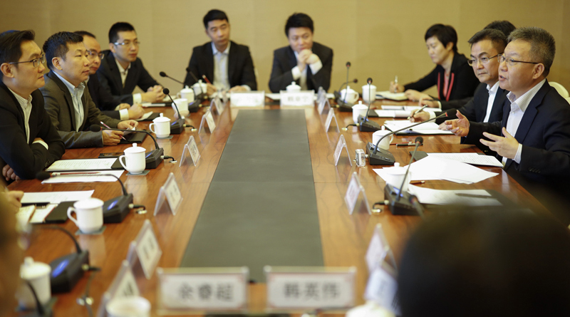 Strategic agreements signed with Ctrip and Tencent to promote innovation and development of Hainan