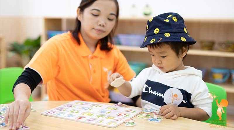 Floras international Preschool Haikou Hainan
