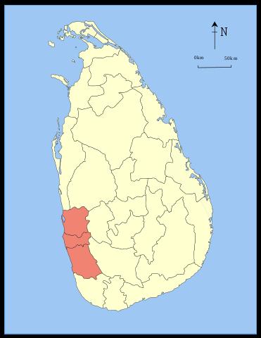 Sri_Lanka_Western_Province_locator_map