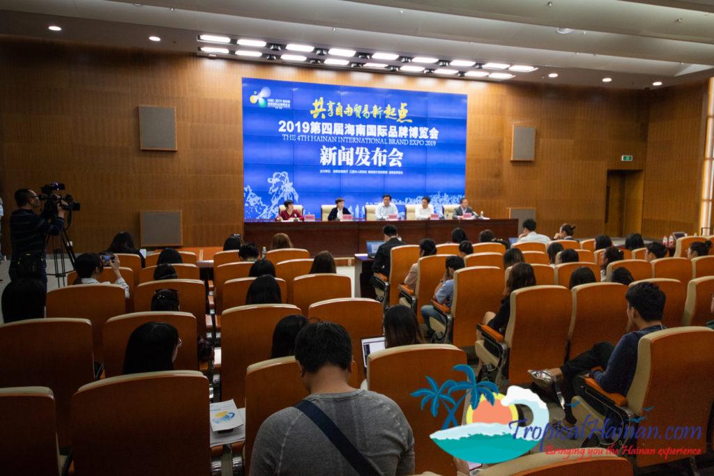 Hainan International Brand Expo 2019 (8)