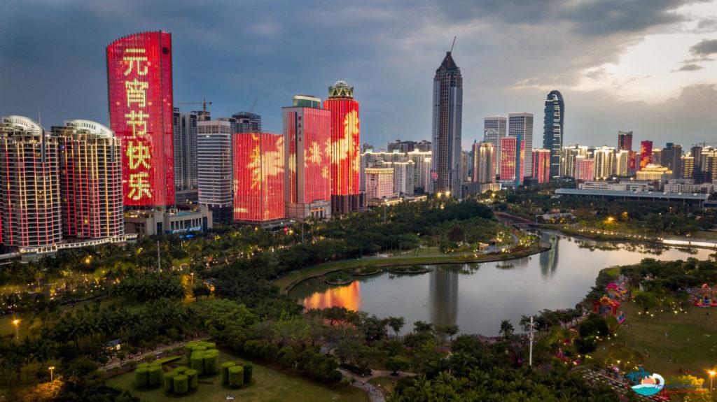 Lantern festival Haikou Hainan Island 2019 (2)