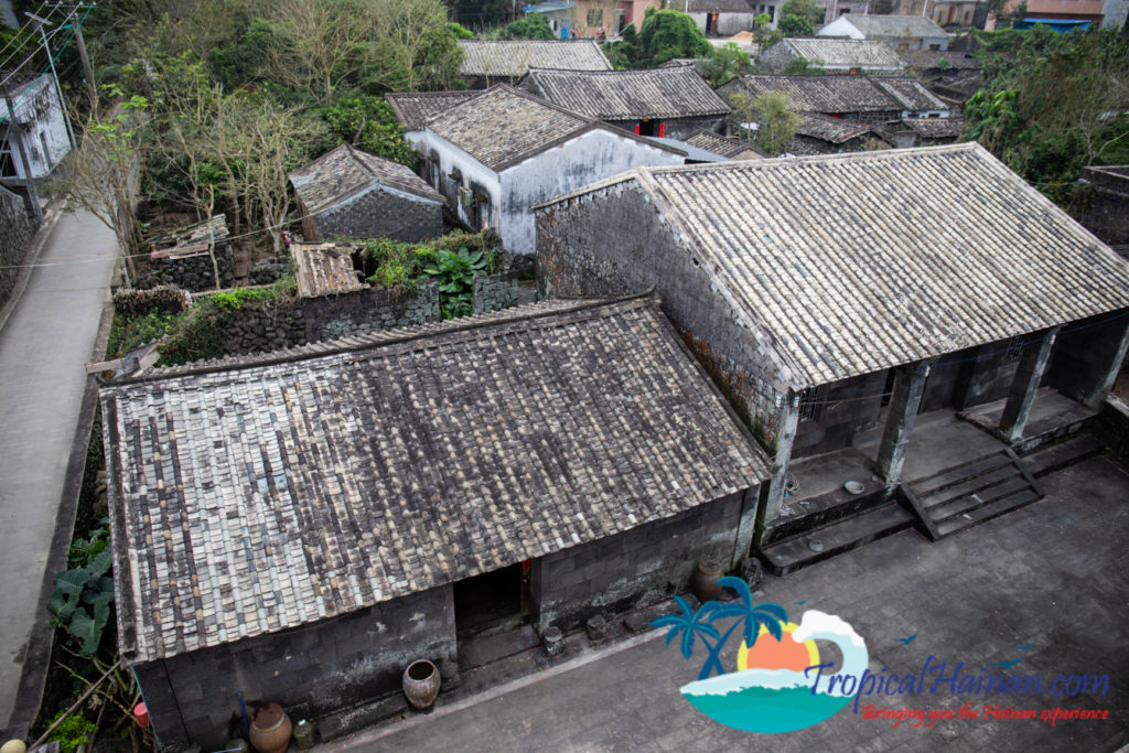 Meishe ancient village Haikou (1)