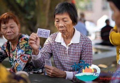Mei She, an 800 year old village in Haikou, sees new economic development