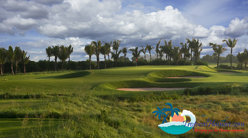 Mission Hills Meadow Links Course Ranked Top Ten in The World