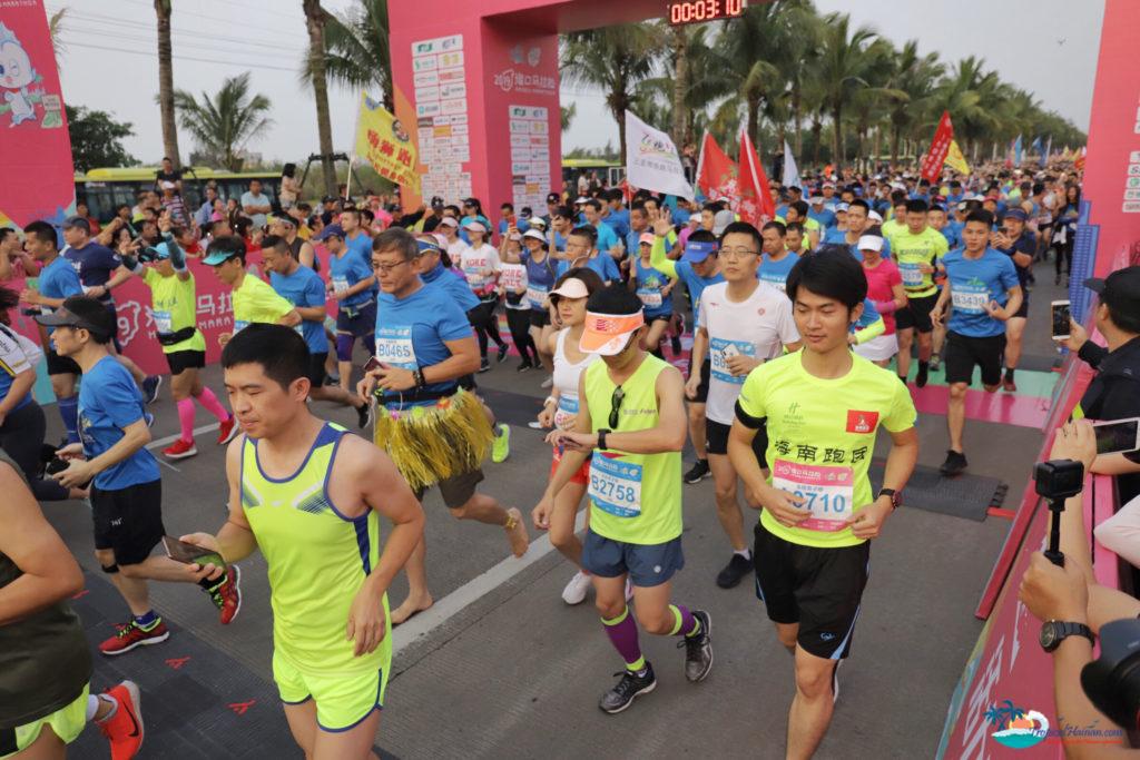 2019 Haikou Marathon Hainan Island (4)