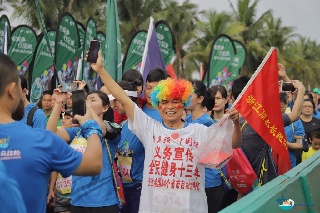 2019 Haikou Marathon Hainan Island (6)