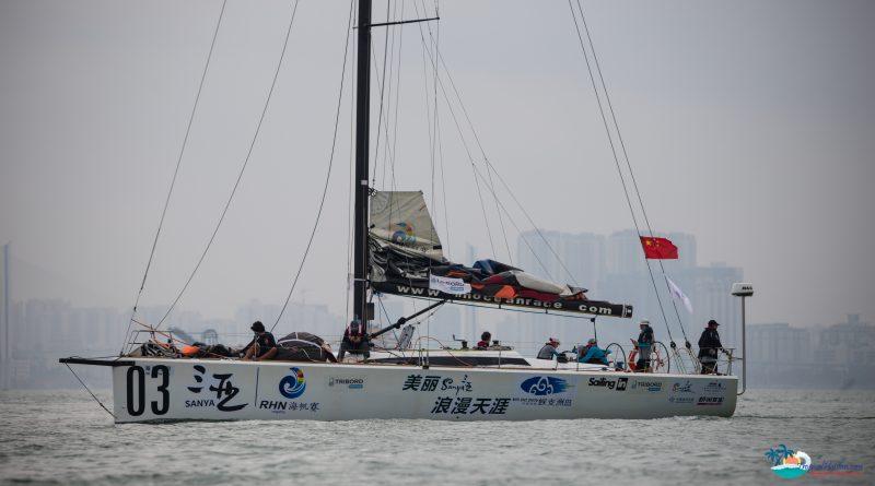 2019 Round Hainan Regatta HaiKou-WanNing Offshore Provisional Results