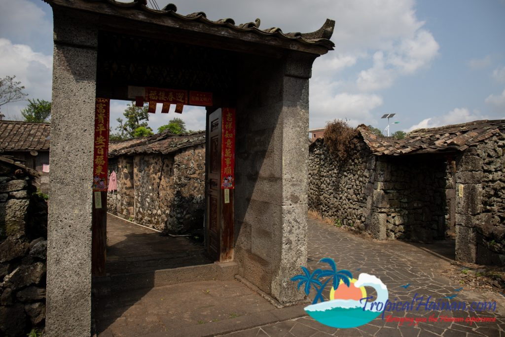 A maze of volcanic stone, discover Mei xiao village (30)