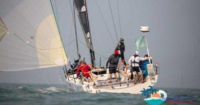 2019 Round Hainan Regatta Haikou - Sanya Offshore Provisional Results