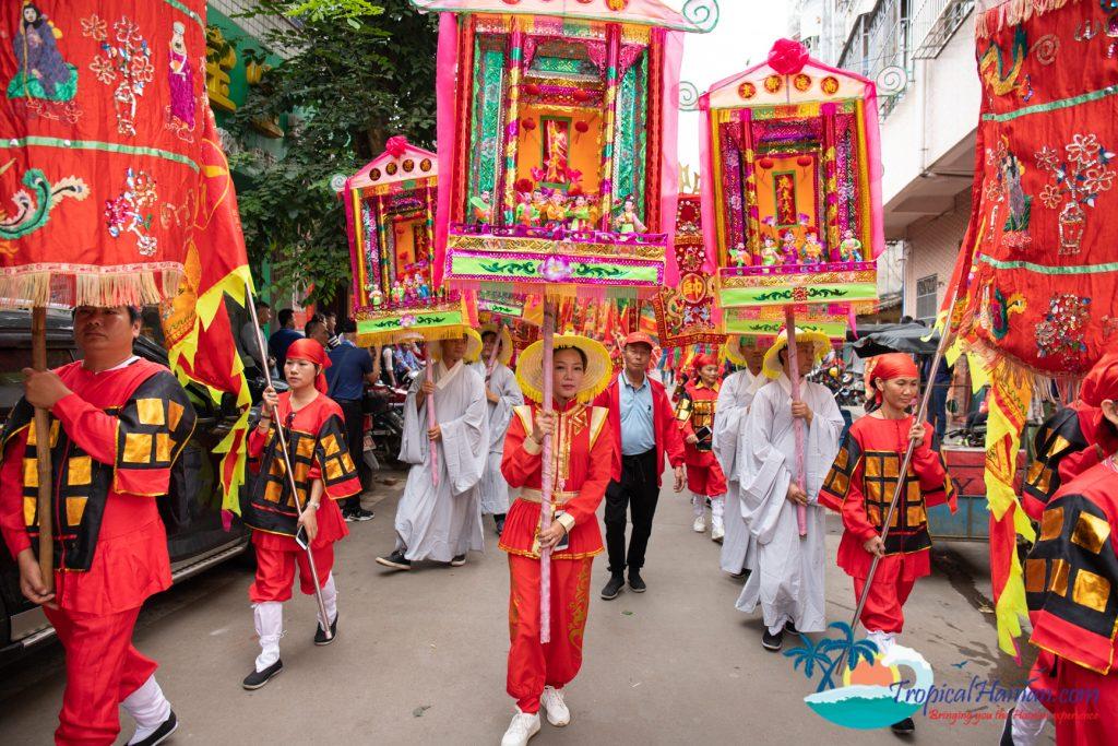Madam Xian Festival Haikou Hainan Island China (11)