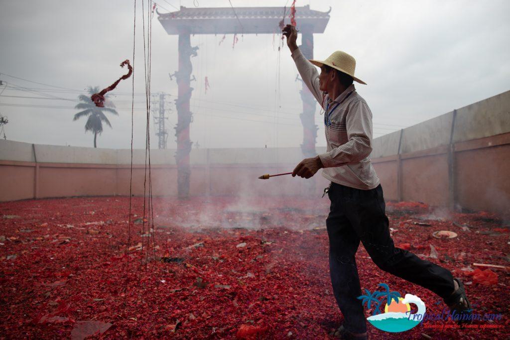 Madam Xian Festival Haikou Hainan Island China (8)