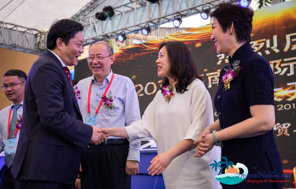The 2019 Hainan International Brand Expo kicks off in Sanya (12)