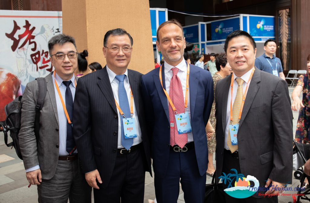 The 2019 Hainan International Brand Expo kicks off in Sanya (3)