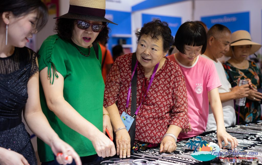 The 2019 Hainan International Brand Expo kicks off in Sanya (9)