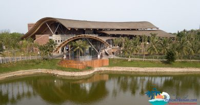 The Haikou Citizen Tourism Center